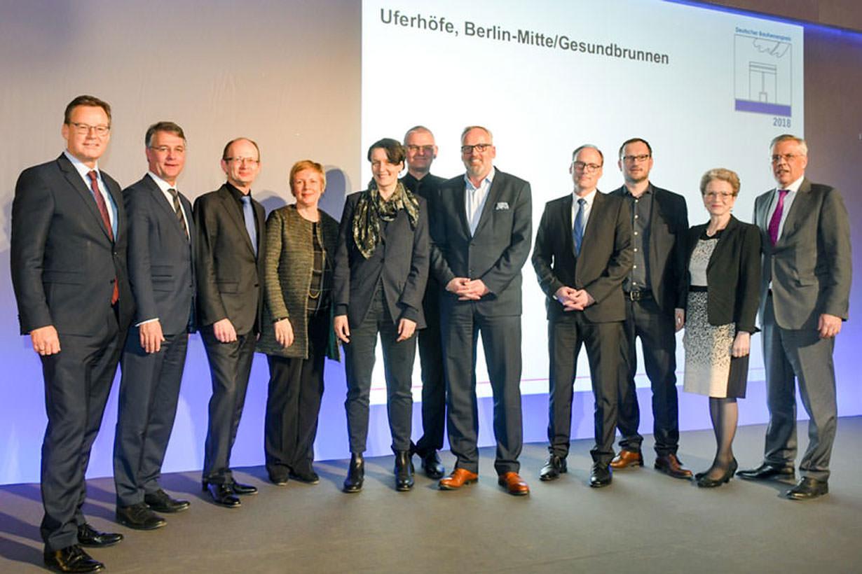 Nominierung Deutscher Bauherrenpreis 2018