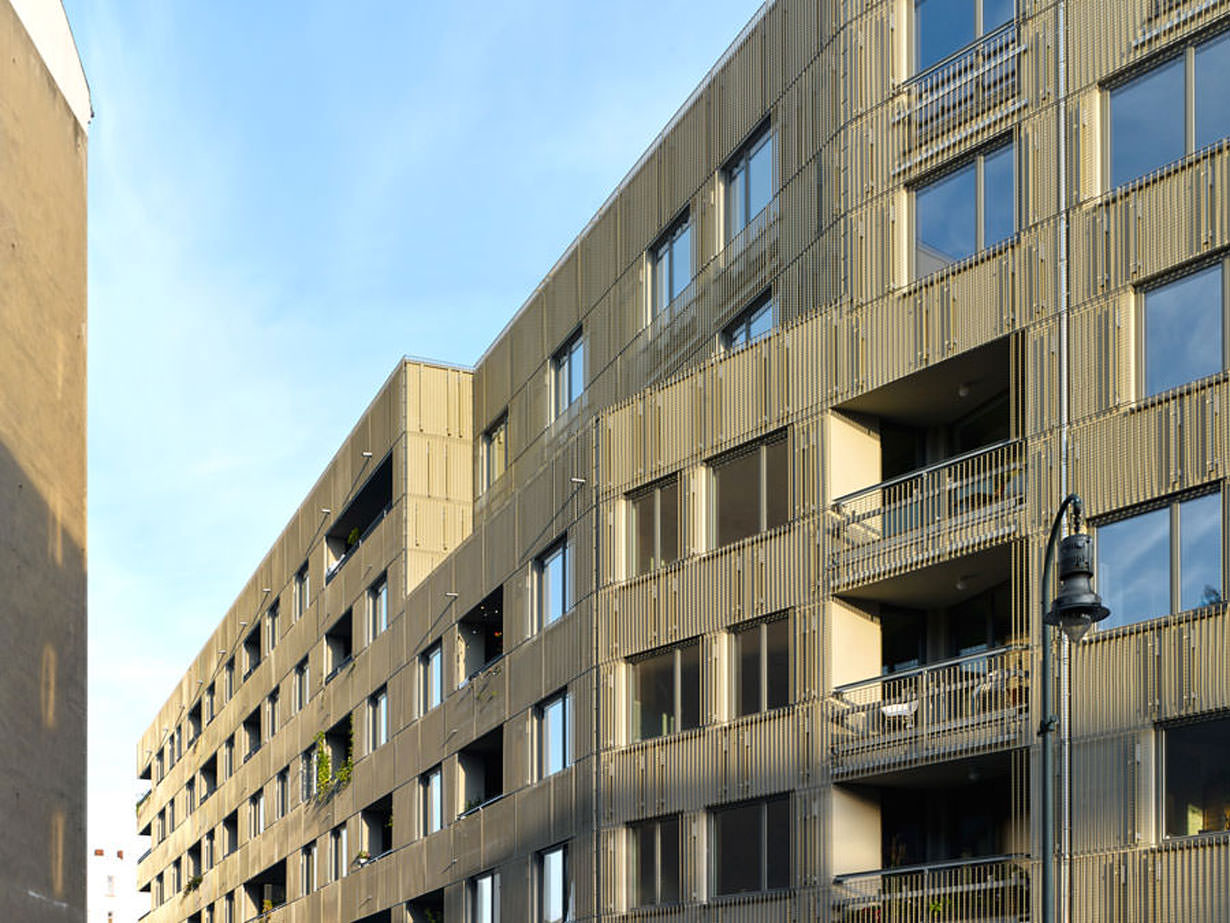 Architekturquartett diskutiert über »Dennewitz Eins«
