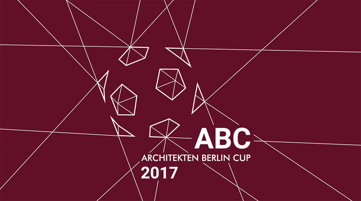 DMSW Architekten spielen beim Berliner Architekten-Fußballcup