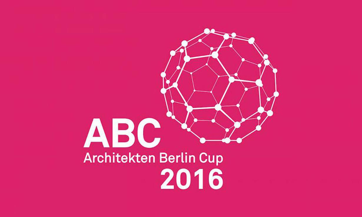Teilnahme am Berliner Architekten-Fußballcup 2016