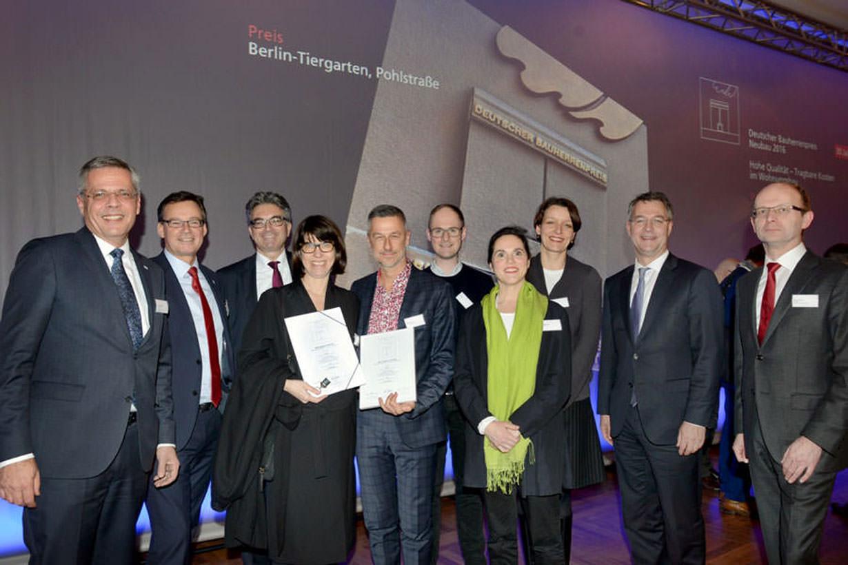 Deutscher Bauherrenpreis Neubau 2016