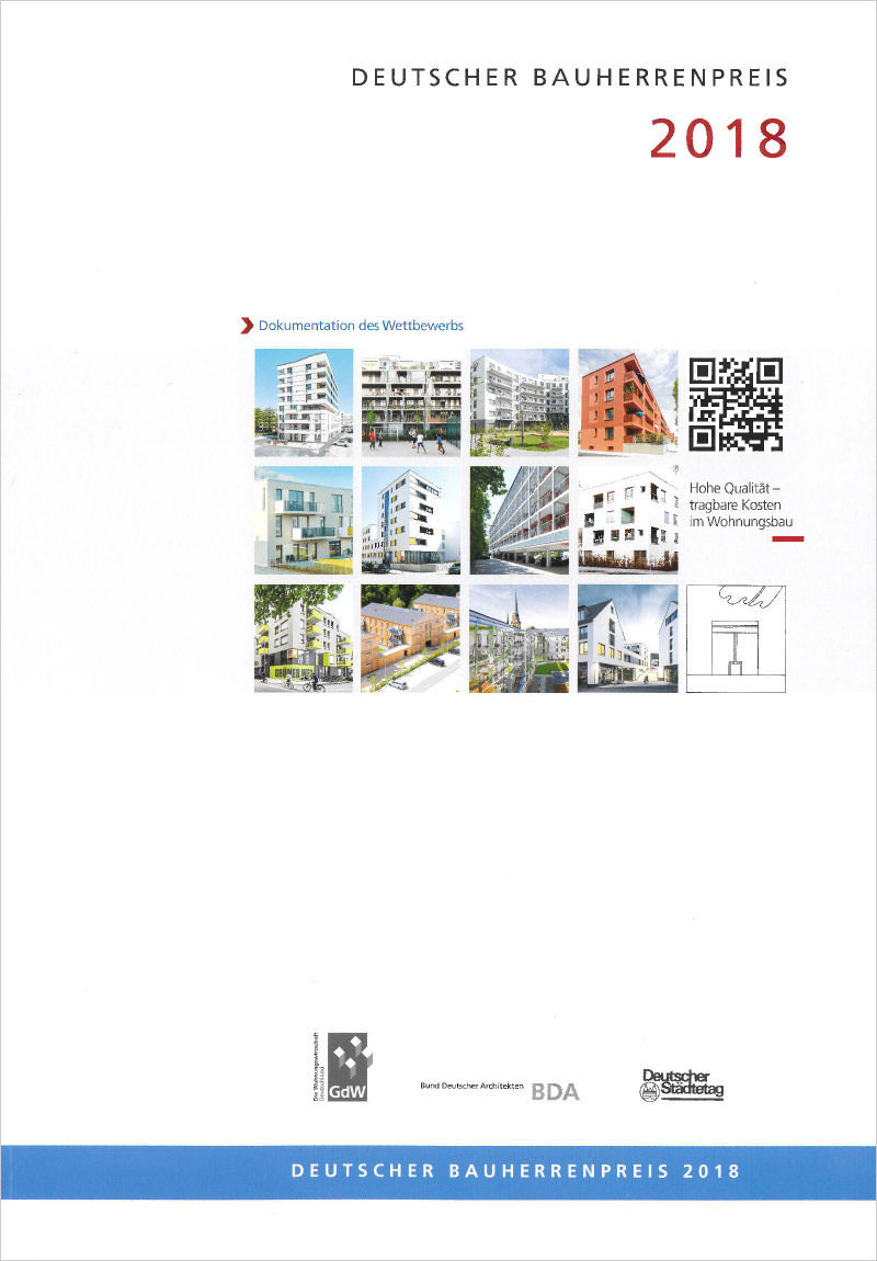 Deutscher Bauherrenpreis 2018