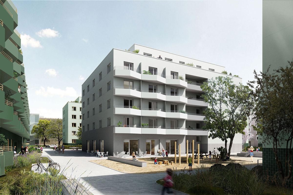 Neues Projekt in Berlin-Hellersdorf