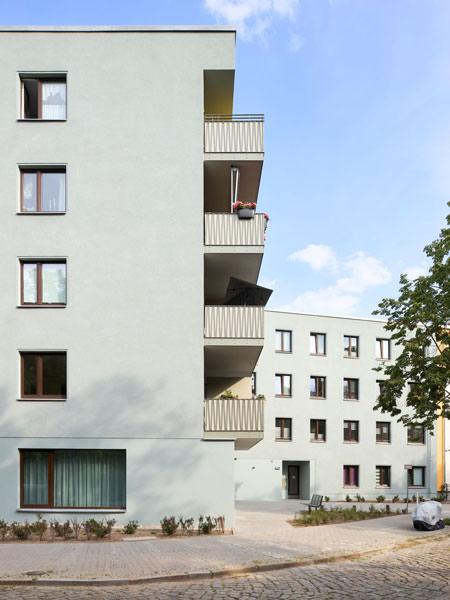 Friedlander Straße