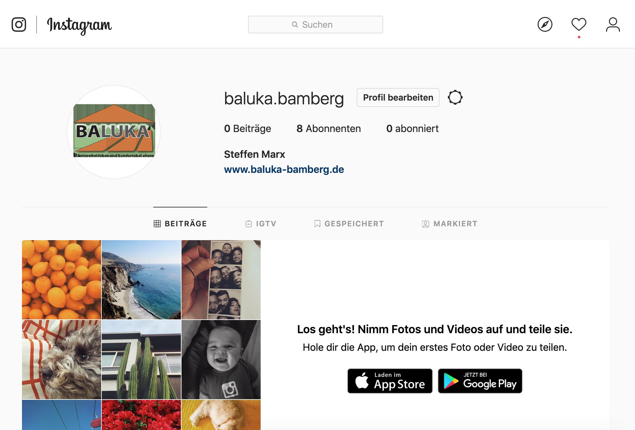 Erhalten Sie weitere Eindrücke auf unserem Instagram Profil.