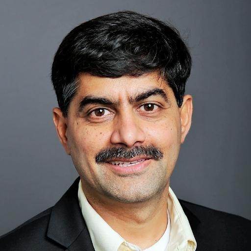 Headshot of Jags Krishnamurthy