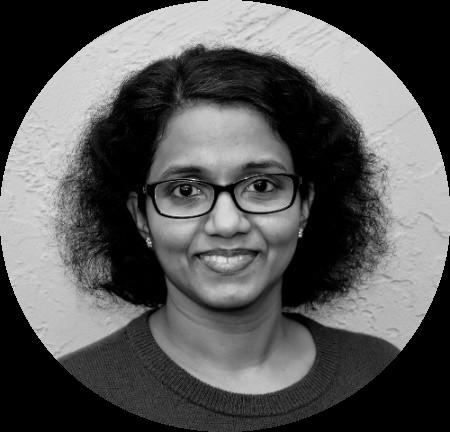 Headshot of Lakshmi KP