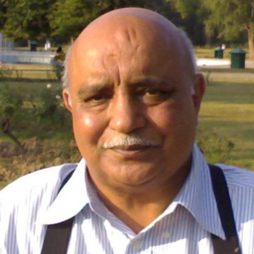 Headshot of Amarjeet Garewal