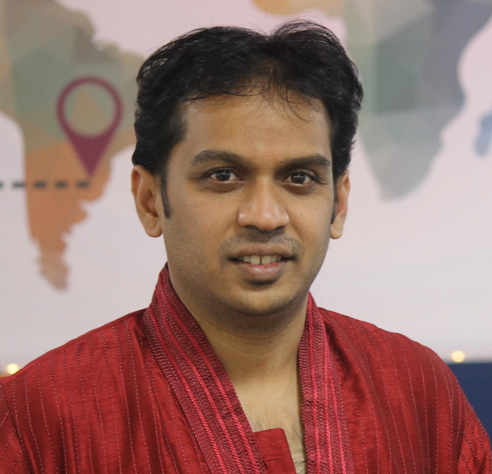 Headshot of Mohan Datar