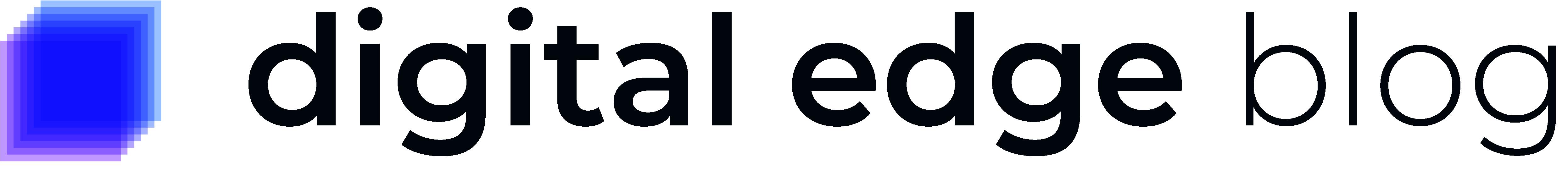 Digital Edge Blog logo