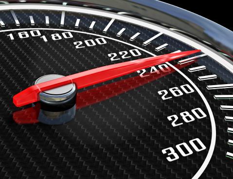 eCommerce Accelerators - Clock hands at 12 o'clock