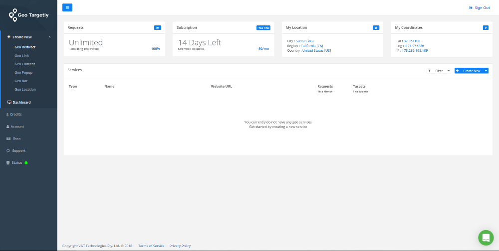 Shopify Geo IP Redirection