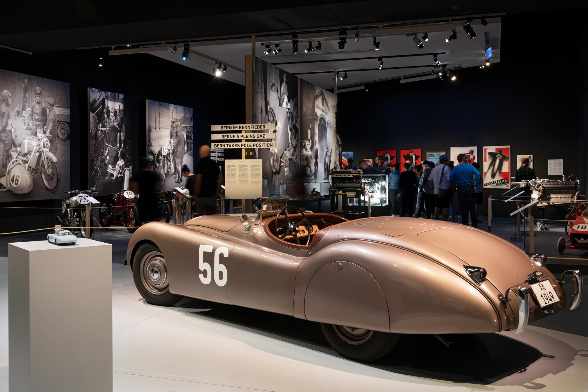 Historisches Museum Bern: Grand Prix Suisse 1934 – 1954