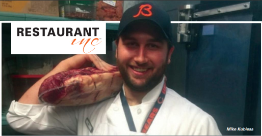 Mike Kubiesa Personal Chef