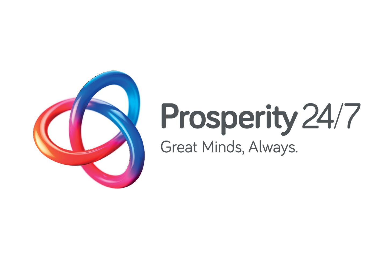 Prosperity 24/7 logo