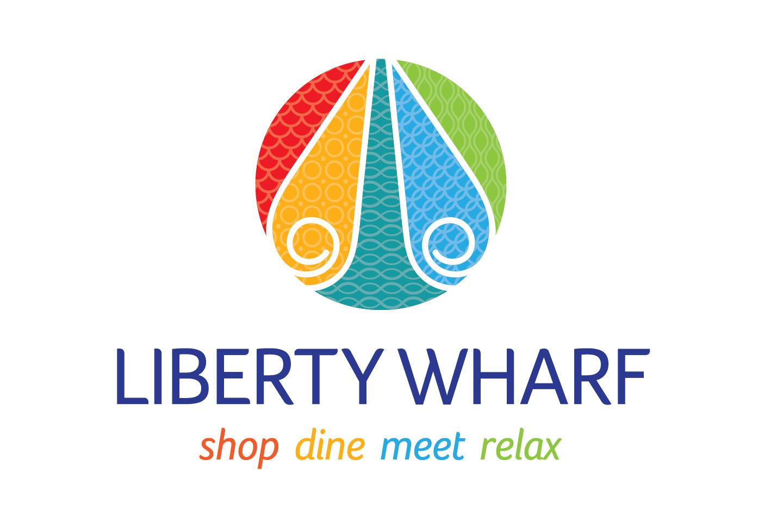 Liberty Wharf logo