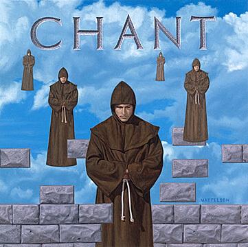 Chant Album Cover by Marvin Mattelson Portrait Artist