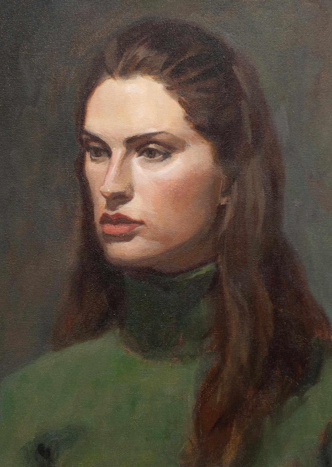Online Portrait Painting Class with Marvin Mattelson