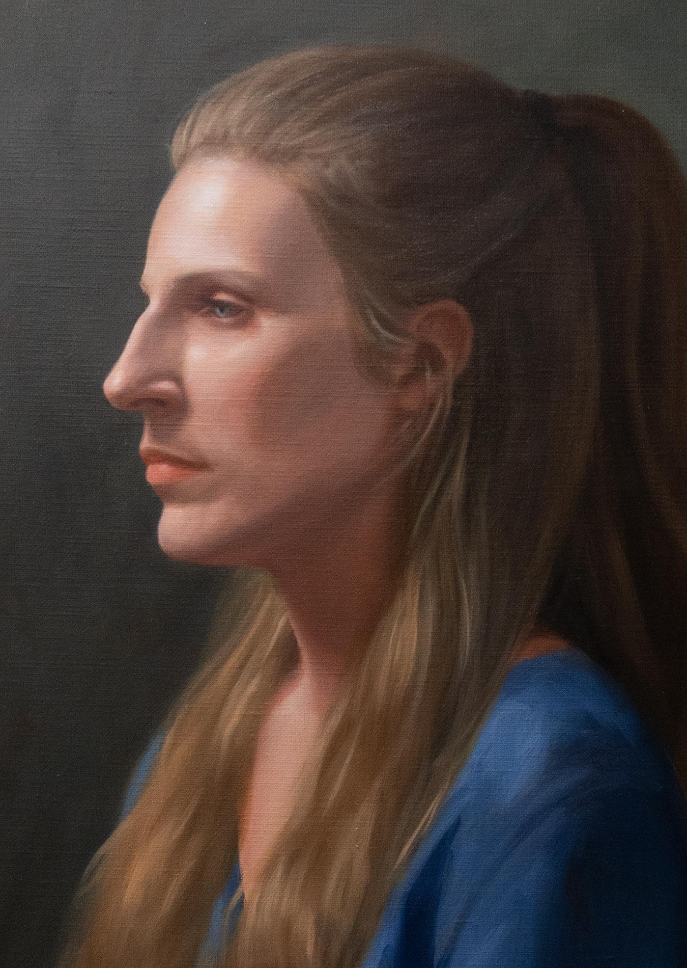Online Portrait Painting Workshop with Marvin Mattelson