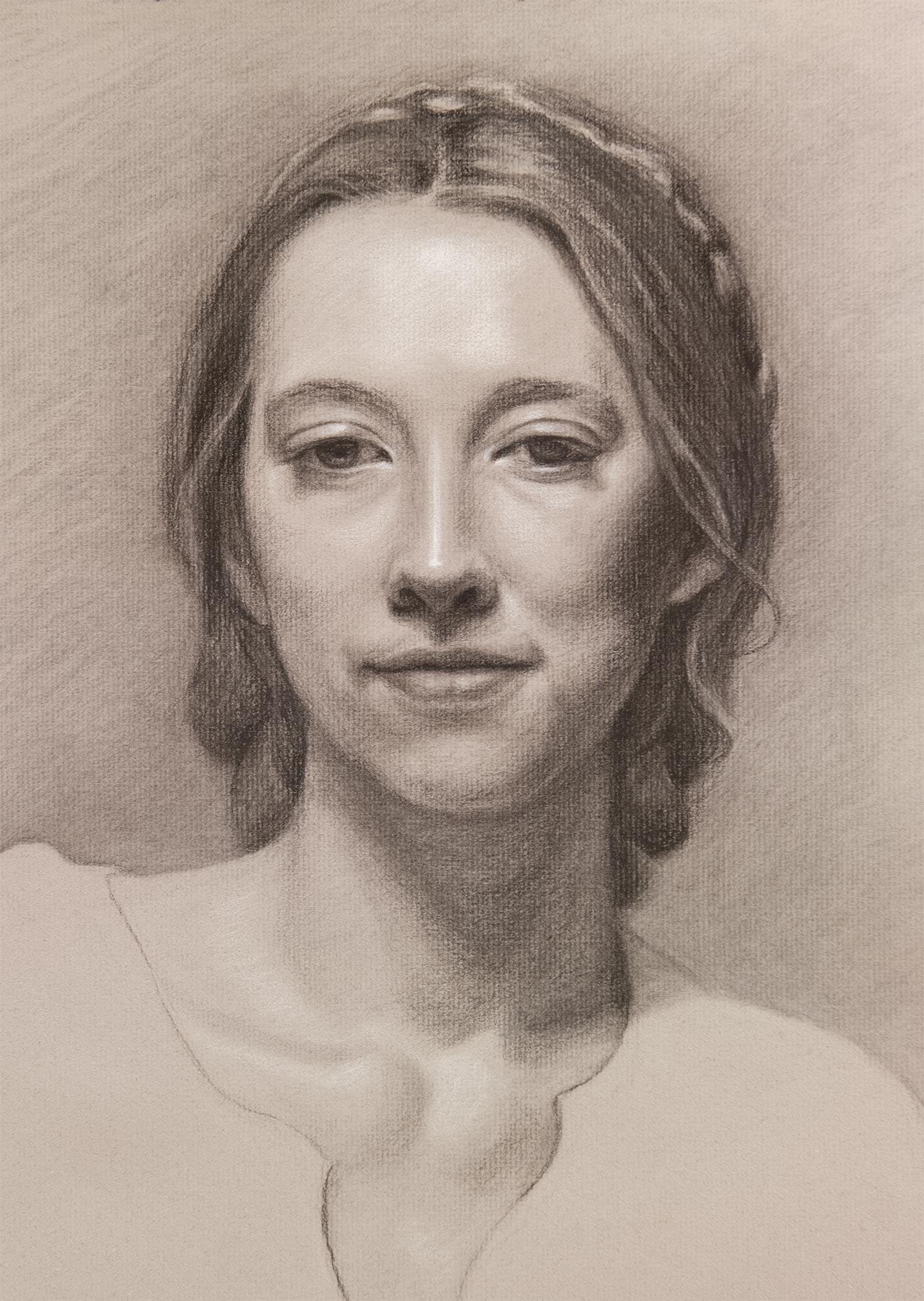 Online Portrait Drawing Workshop with Marvin Mattelson