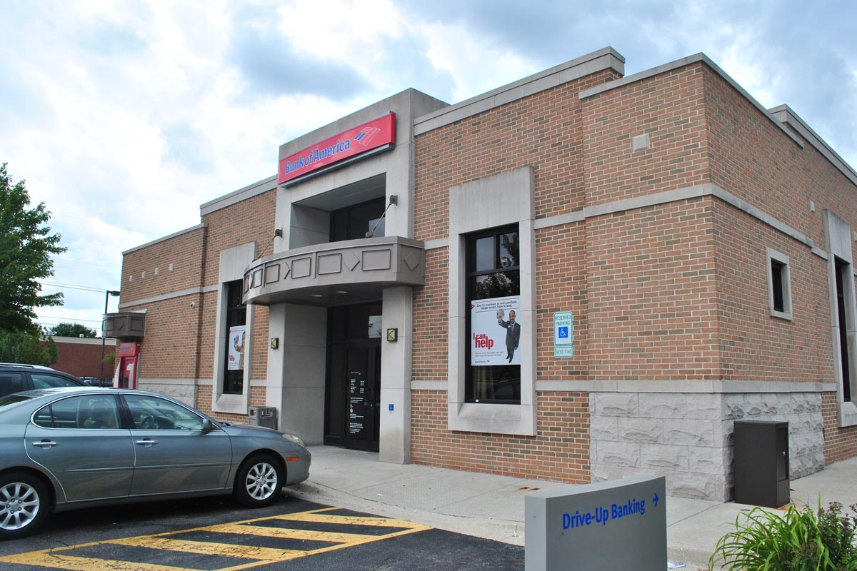Bank of America Norridge IL
