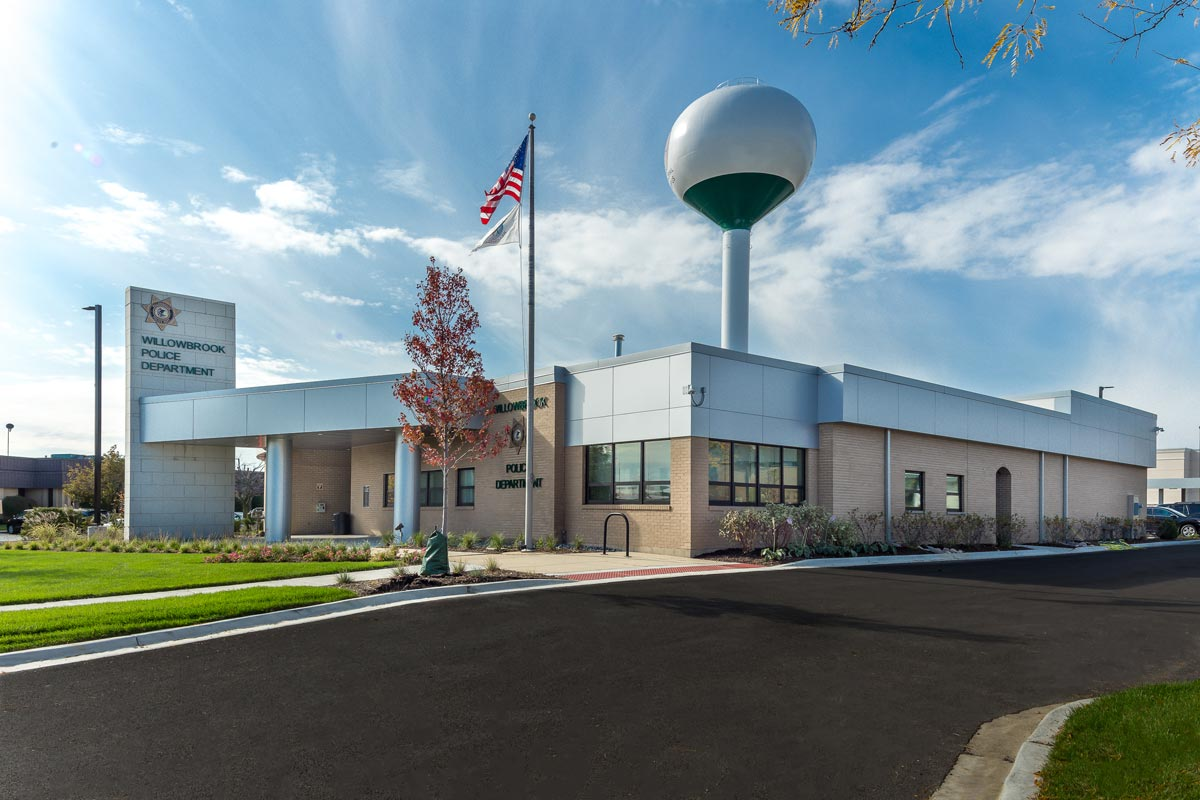 Willowbrook Village Hall and Police Facility Renovations