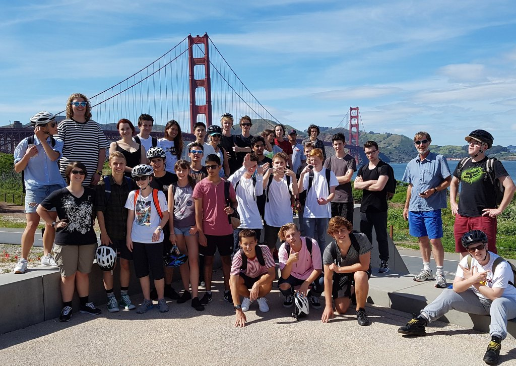 Embark on a STEM trip to the innovation and technology hub of the USA, Silicon Valley. See the head office of tech giants such as Intel and Google.