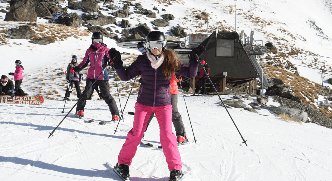 Take a ski trip to the adventure capital of New Zealand, Queenstown