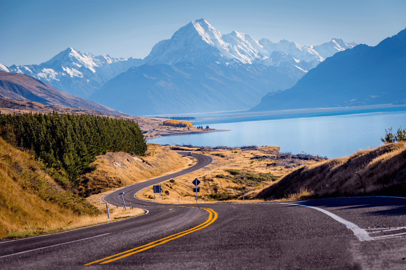 Connecting space with place; tour the scenic South Island of New Zealand where students will learn first hand about a variety of geographic aspects.