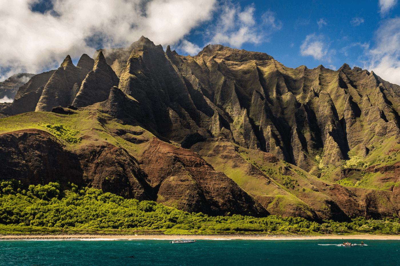 Help students develop an appreciation of the importance of marine ecosystems to the global environment and human life in this STEM trip to Hawaii.