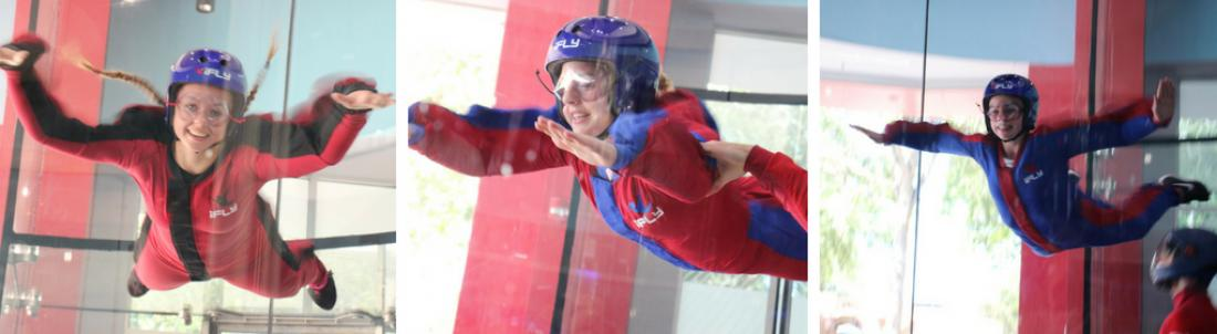 Mt St Benedict Marist North College at IFly