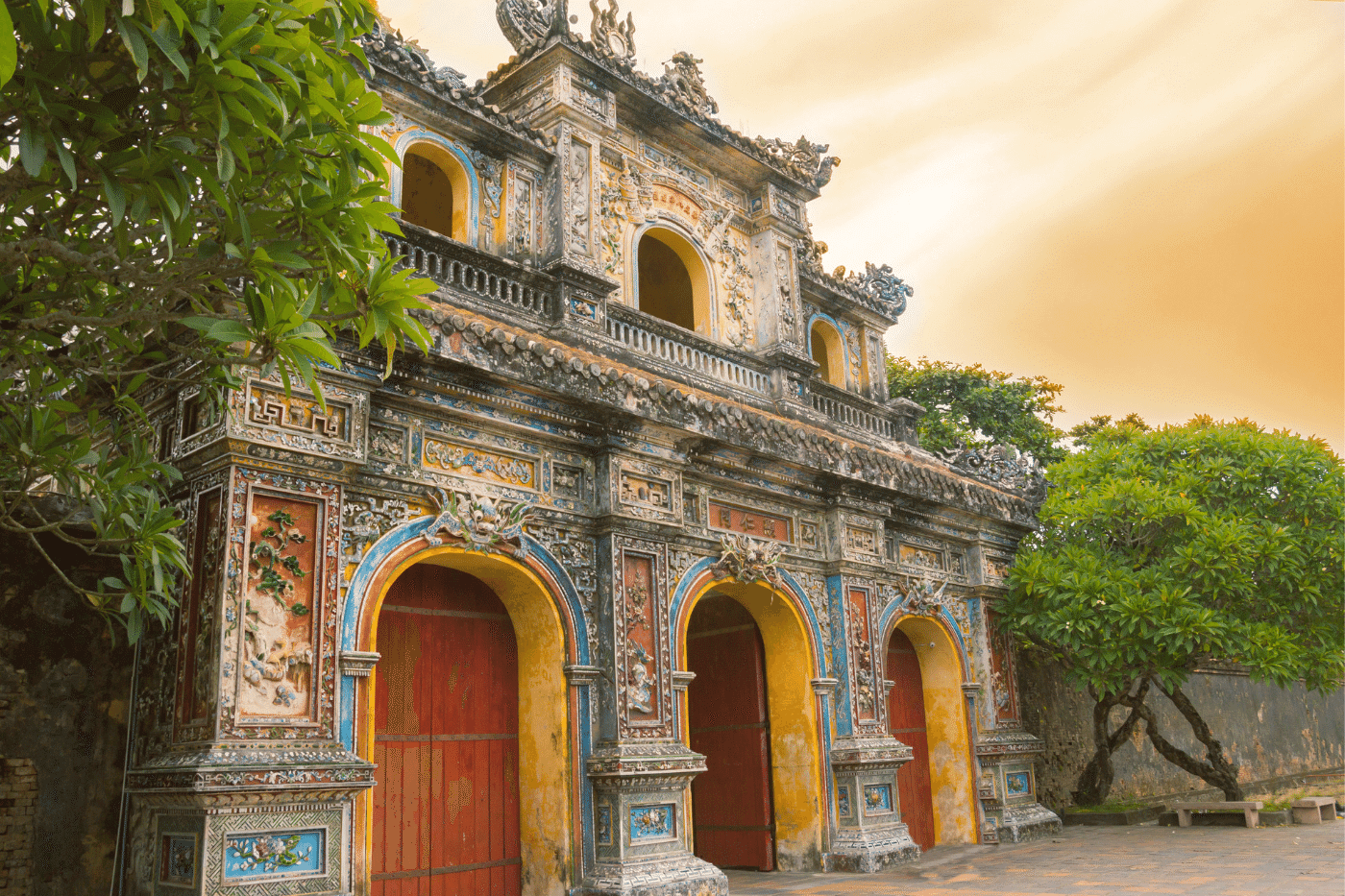 A school trip to Vietnam will leave your students inspired. Everywhere you look there is something to see and learn!