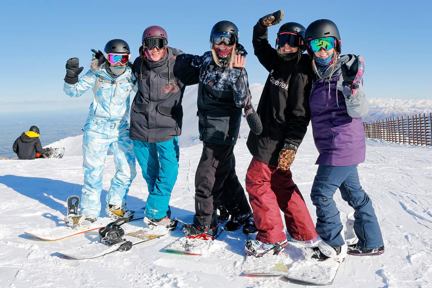 Ski Trip New Zealand