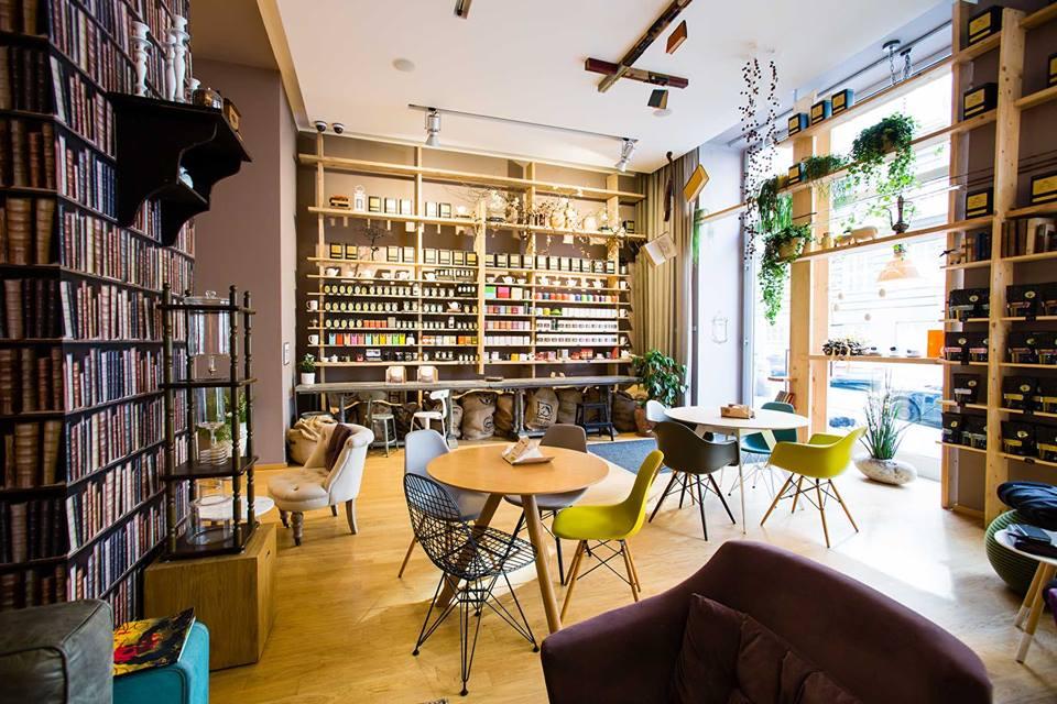 10 + 1 nejlepších kaváren na práci v Praze (2019) 7