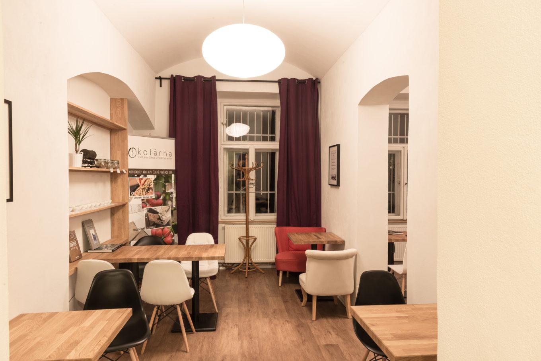 10 + 1 nejlepších kaváren na práci v Praze (2019) 9