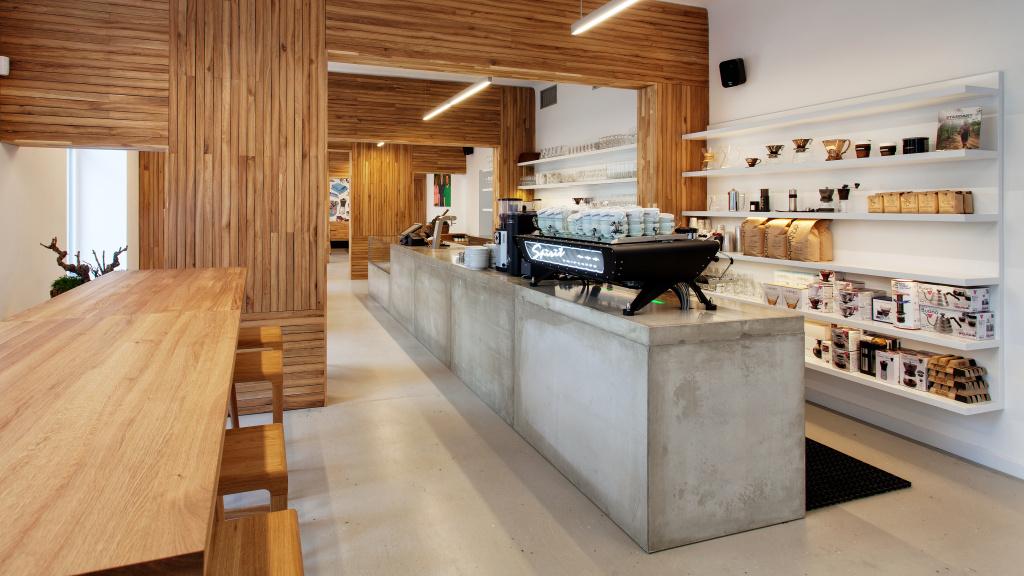10 + 1 nejlepších kaváren na práci v Praze (2019) 3