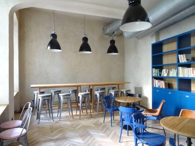 10 + 1 nejlepších kaváren na práci v Praze (2019) 11