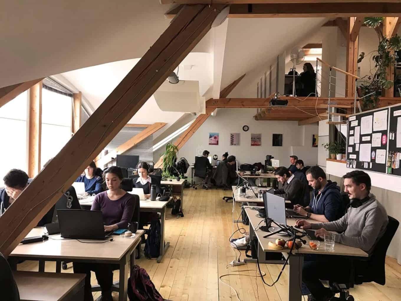 Locus workspace Praha