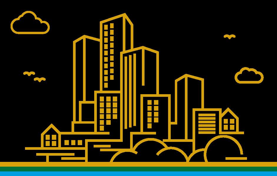 Plan for Core Density & Reduce Urban Sprawl
