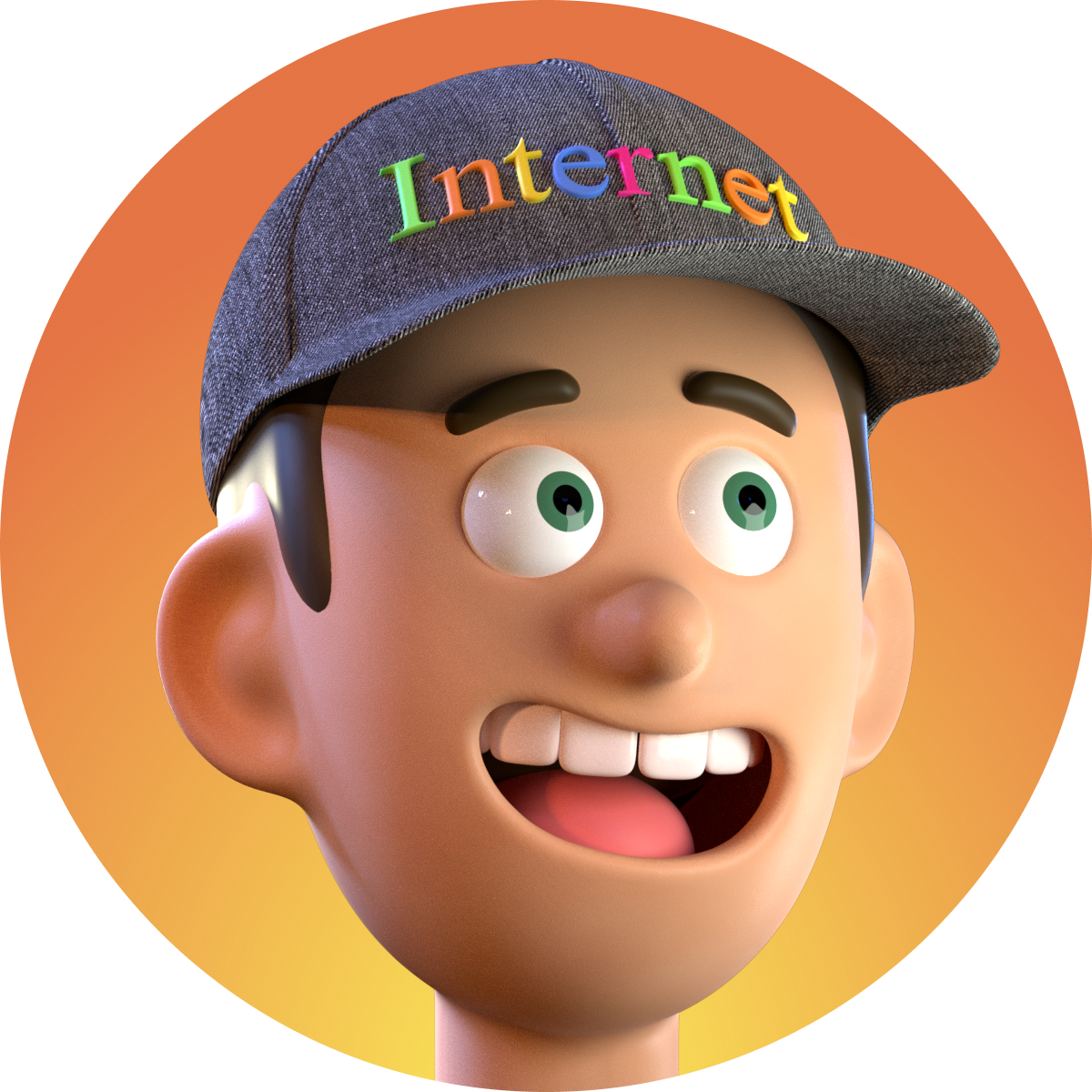 Portrait of an Internet Dad - Ben Fryc