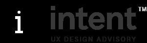 Intent UX Logo