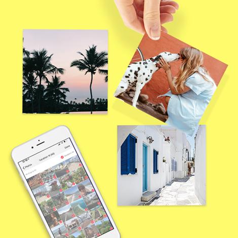 PostSnap Prints