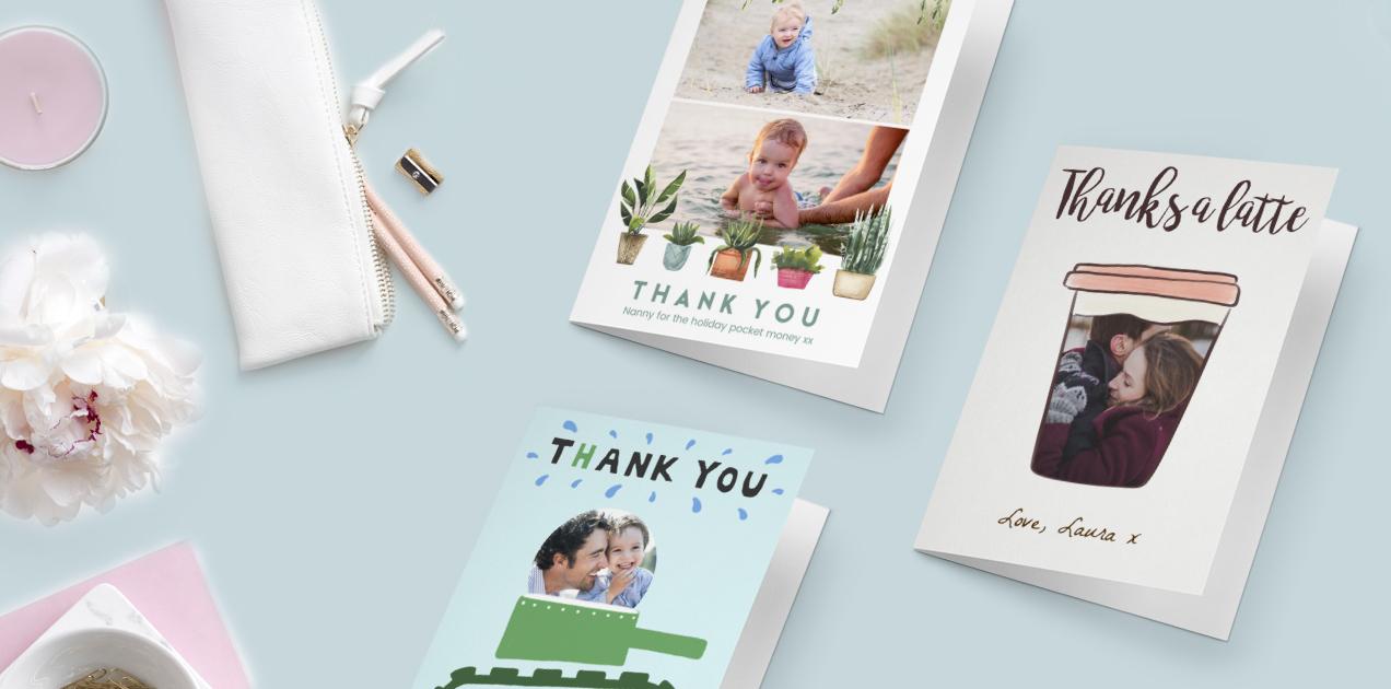 Customise Photo Card Designs