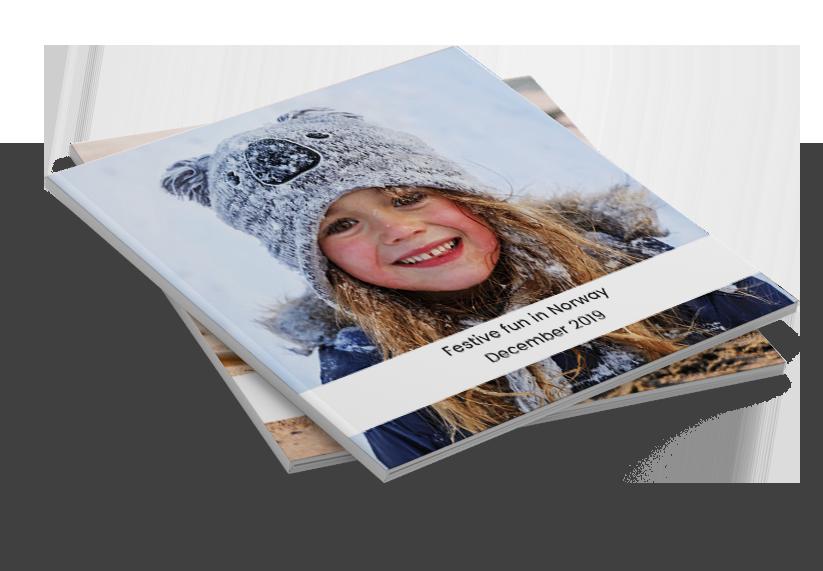 Personalised Photo Book Magazine