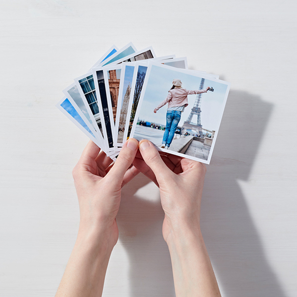 Print Instagram Photos on 4x4 Square Prints