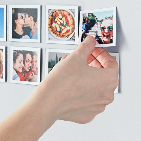 Print Instagram Photos on 2x2 Mini Prints