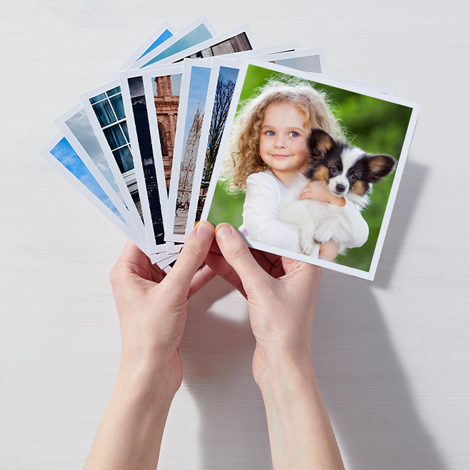 Print Instagram Photos on 6x6 Square Prints