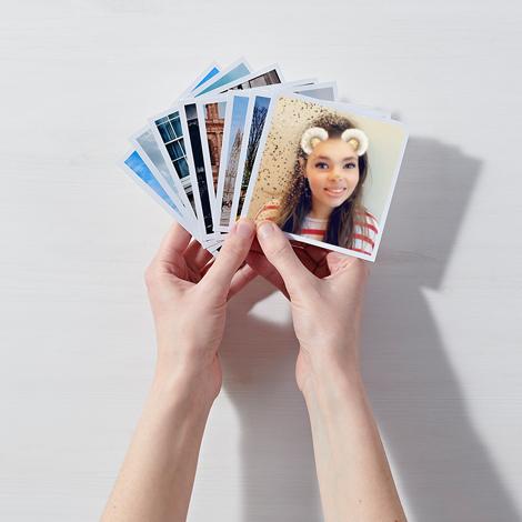 Print Instagram Photos on 4x4 Square Prints