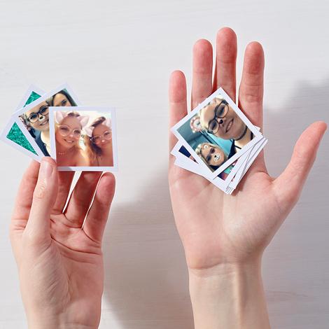 Print Instagram Photos on 2x2 Mini Prints