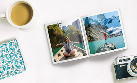 Create Travel Photo Books Online